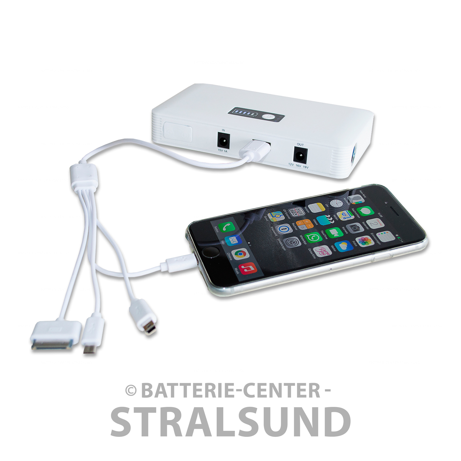 powerbank mit starthilfe powerbank mit kfz starthilfe mah. Black Bedroom Furniture Sets. Home Design Ideas