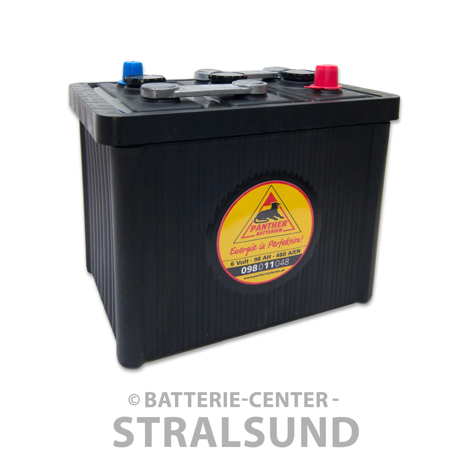 6 v 98 ah 480 a en 09811 oldtimer pkw autobatterie. Black Bedroom Furniture Sets. Home Design Ideas